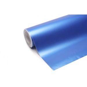 Lesklá perlová modrá polepová fólie 152x500cm - interiér/exteriér