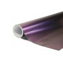 Chameleon 3D modrofialová polepová fólie 152x500cm - interiér/exteriér_1