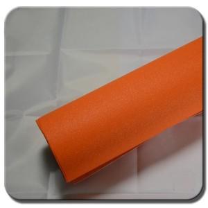 Oranžová diamantová polepová fólie 152x50cm do interiéru i na karoserii_1