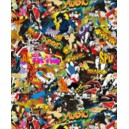 Stickerbomb TLK-001 polepová fólie 152x1000cm - interiér/exteriér_1