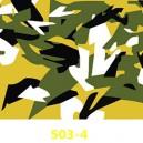 Maskáčová TLKC-503-4 polepová fólie 152x500cm - interiér/exteriér
