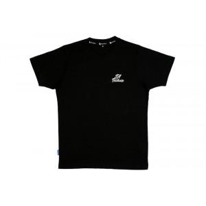 Deginové černé tričko s tlumičem na zádech by Sourkrauts - Velikost XXL_1
