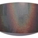 Chromovaná laserová tmavá šedá polepová fólie 152x200cm - interiér/exteriér_1