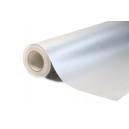 Plotrová fólie stříbrná REN03 122x300cm - interiér/exteriér_1